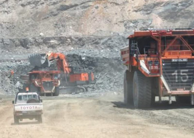 Mining Haul Trucks - 250 Ton