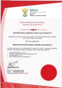 IOH AIA Certificate